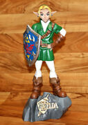 The Legend Of Zelda Ocarina Of Time Link Muckle Oxmox E3 1997 Excl Statue Figure