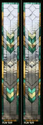 Stained Glass Window Sidelights 14 X 65 Flw292 Available In All Sizes