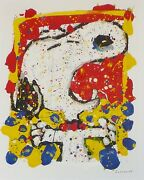 Tom Everhart Squeeze The Day - Vendredi Snoopy Peanuts Main Signandeacute Litho