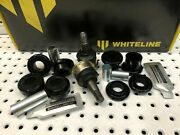 Front Lower Control Arm Ball Joints And Whiteline Bush Kit Commodore Hsv Vy 5.7l