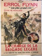 Charge Of The Light Brigade French Movie Poster - 1936 Hollywood Posters