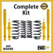 Old Man Emu Ome Suspension Kit For Jeep Grand Cherokee Wh Wk Lift 05-10