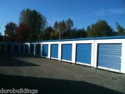 Durosteel Janus 8and039x7and039 Storage 750 Series Wind Rated Roll-up Door And Hdwe Direct