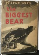 Lynd Ward / The Biggest Bear Signed First Edition 1952 278495