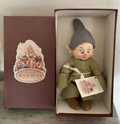 R. John Wright Snow White And The Seven Dwarfs 9 Doll -- Dopey