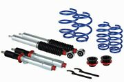 Sachs Performance - Coilover Kit Audi Audi A5 B8 8t/8f - 841500 000485