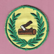 Scouts Of Maldives - Old Scout Leader Wood Badge National Training Team Patch E