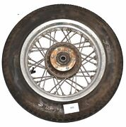 Moto Guzzi 850 T3 Vd Bj.81 Front Wheel Rim Front For Sidecar Operation Akront