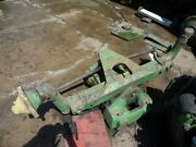 John Deere 4430 Tractor Complete Front Axle Part R49563 Tag 681