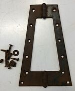 Ford Model T Early Years Roadster Touring Open Car Strap Hinge - Nice Original