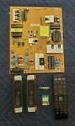 Vizio Internal Tv Speakers Power Supply Ir Remote And Wifi Module For D50-d1