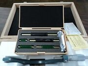 Mitutoyo 103-904-10 Outside Micrometer Set 0-6