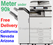Ricoh Mpc3003 Mp C3003 Color Laser Copier Print Fax Scan To Email. 30 Ppm Cfd