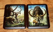 Far Cry Primal Preorder Plastic Case Like Steelbook Xbox One Ps4 No Game