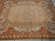 Best English Manor Axminister Rose/medallion Wool Rug...exquisite