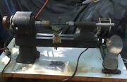 Pennant Precision Watch Maker Or Jewelerand039s Metal Lathe With 8mm Collets And Chuck