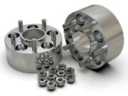 60mm 5x114.3 71.6mm Hubcentric Wheel Spacer Kit Uk Made Jeep Cherokee Wrangler