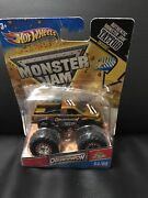 Hot Wheels Monster Jam Obsession Spectraflames Tattoo Series 64/80 Rare