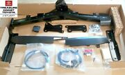 New Oem Toyota Gas And Hybrid Highlander Xle Le Se Tow Hitch Receiver And Harness