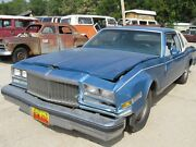 1977 Buick Riviera Left Front Spindle