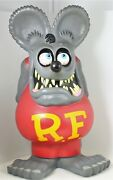 Funko 24 Rat Fink Rare 2005 Released..limited Vvvhtf. Great Condition..