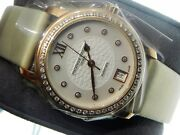 Frederique Constant Mother Of Pearl Dial Ladies Watch Fc-303whd2pd4