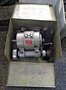 Themac 1hp Id/od Precision Grinder Model J7 Metal Lathe Tool Post Grinder And Case