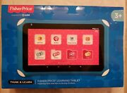 New In Box Fisher-price Nabi 7 Inch Kids Learning Tablet - Blue - Sealed 7