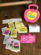 Vintage Barbie Ultimate Vacation Travel Game 1992 Passport Instructions Compact