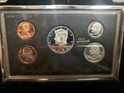1995 United States Mint Premier Silver Proof Set With Coa Complete Boxed
