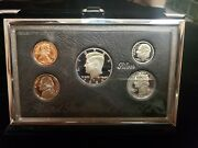 1994 United States Mint Premier Silver Proof Set With Coa Complete Boxed