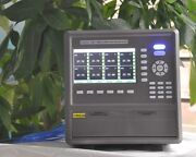 8ch Thermocouple Pt100 Cu50 V/a Thermometer Data Logger Recorder 7and039and039 Tft Lcd