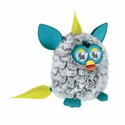 Furby Raincloud Grey And Teal Brand New In Box