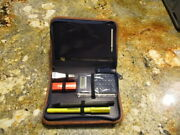 Trans World Airlines Twa Collectible Pen,pad,stapler Calculator Set 1986 Vg