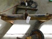 Hollow Steel Catergory 2 Three Point Tractor Trailer Hitch Tag 737