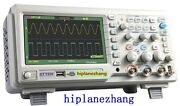 Memory Depth 2mpts Oscilloscope 200mhz 2ch 1gss/s 7'' Tft Lcd Usb Ads1202cml+