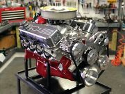 Sbc 383 Cubic Inch Stroker Crate Engine 400hp Complete Engine