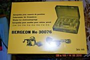 Bergeon Tool Estrapades For Clocks 30076-9 New Old Stock For Project