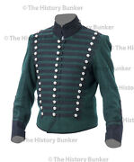 Napoleonic 95th Rifles Tunic Tunic Made To Your Sizes
