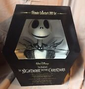 The Nightmare Before Christmas Ultimate Collectors Dvd Set Dvd, 2008
