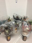 Star Wars Episode 1 Taco Bell Kfc Pizza Hut Cup Topper Lot Of 9 Pieces