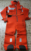 Unitor Immersion Suit Aro V20 185 With Head Support And Heavy-duty Harness 2014