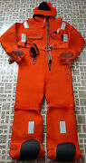 Unitor Immersion Suit Aro V40 Op 185 With Head Support Free Shipping