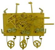 Urgos Grandfather Clock Movement Only Uw03082 For Project