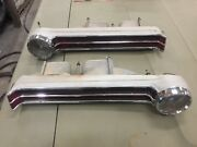 1968 Chrysler 300 Taillights Pair Lh Rh Complete Lights