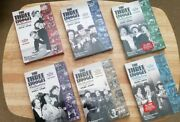 The Three Stooges Collection - Volumes. 1-6 1934-1951 Dvd Brand New