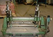 Barnaby Model 802f Stackmaster Drill Stack Pinning System For Pc Board Mfg.