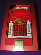 Lenox Christmas Ornament 2008 First Year In New Home Golden Gate Entry New In Bo