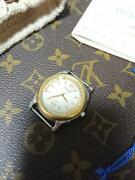 Perrelet Double Rotor 2390 18 Pure Gold Automatic Men's Wrist Watch Excellent+++