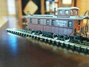 8640 Marklin Z-scale Sp Southern Pacific Railway Caboose